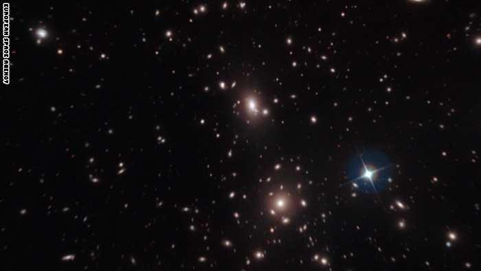 بالفيديو: اكتشاف ثقب أسود في الفضاء حجمه يعادل مليون شمس