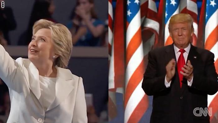 هل فاتك مؤتمري الديمقراطيين والجمهوريين؟ إليك ما حدث خلال أسبوعين في 150 ثانية