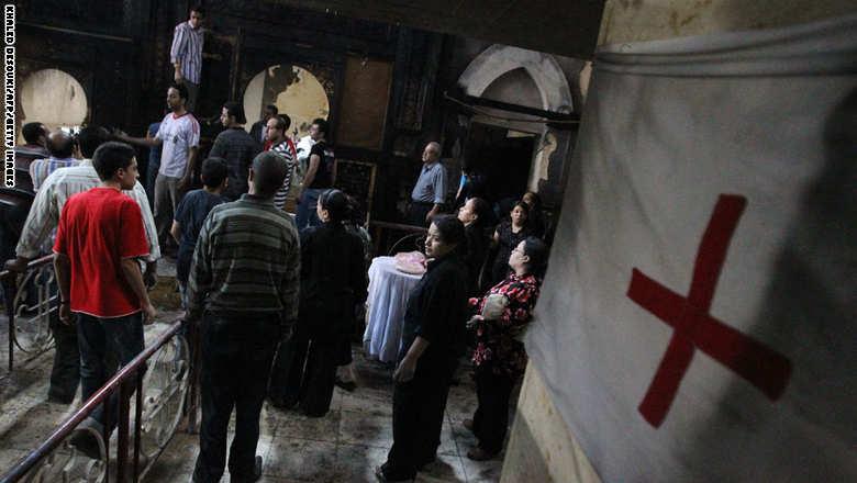 """مصر.. السجن المؤبد بحق 50 متهما وغرامة 20 ألف جنيه بقضية """"حرق كنيسة بكرداسة"""""""