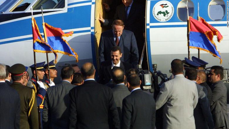 15 صورة بحياة بشار الأسد السياسية