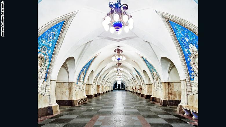 """موسكو..بين الفخامة والقدرات """"الخارقة"""" شاهد"""