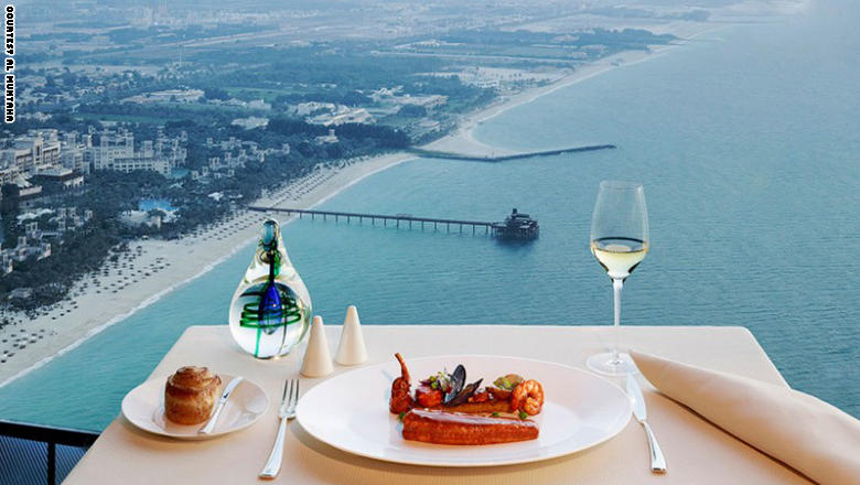 أفخم 10 مطاعم في دبي..الرفاهية لا تعترف بأي حدود