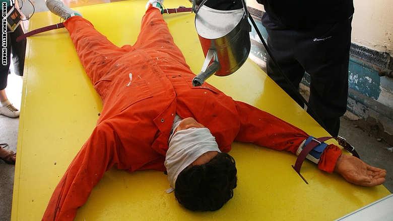 مسؤول بالأمم المتحدة لـCNN: عملاء الـCIA المشاركون بالتعذيب يمكن محاكمتهم بأي دولة بالعالم
