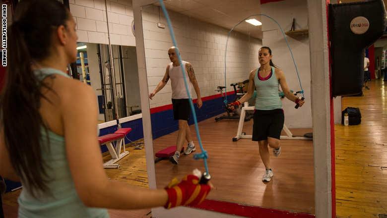 مارس التمارين الرياضية