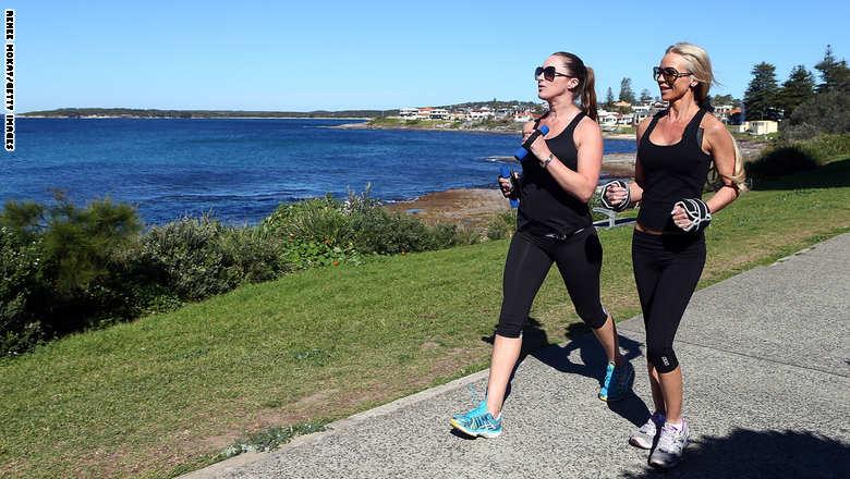 5 نصائح لجعل تمارين المشي أكثر فعالية