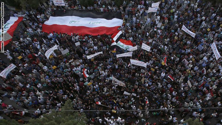 مجلس الوزراء العراقي يوافق على الإصلاحات المقدمة من العبادي  - صفحة 2 GettyImages-484768298