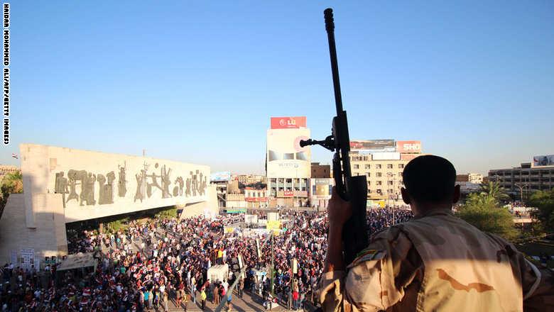 مجلس الوزراء العراقي يوافق على الإصلاحات المقدمة من العبادي  - صفحة 2 GettyImages-484769782