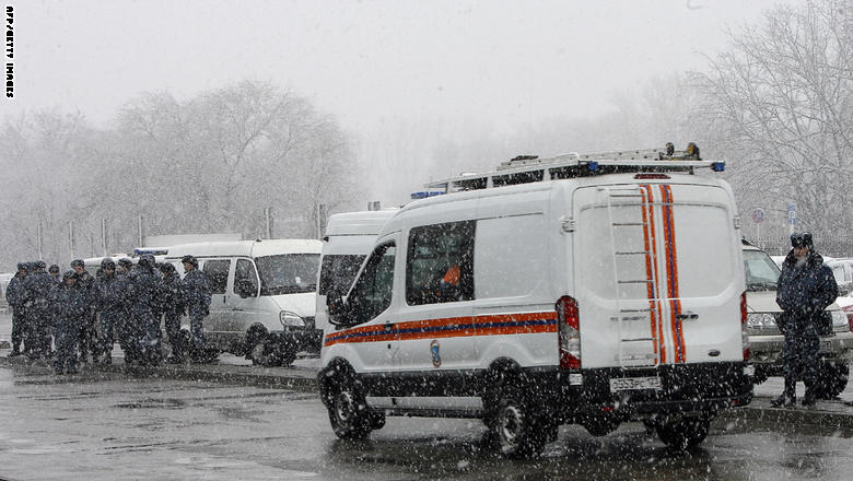 مقتل 62 شخصا في تحطم طائرة ركاب لشركة فلاي دبي جنوبي روسيا GettyImages-516472756
