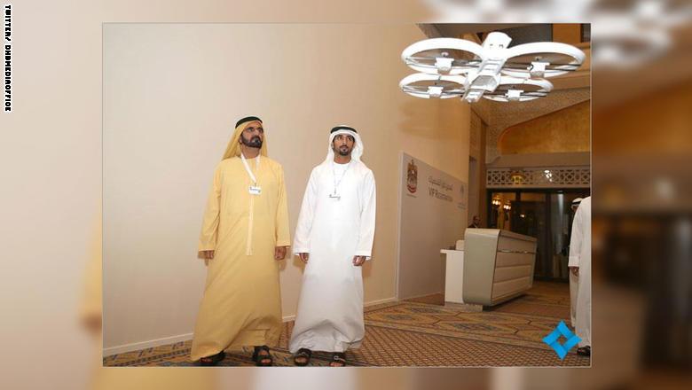 قريباً: طائرات بدون طيار لتوصيل الوثائق الحكومية الإماراتية