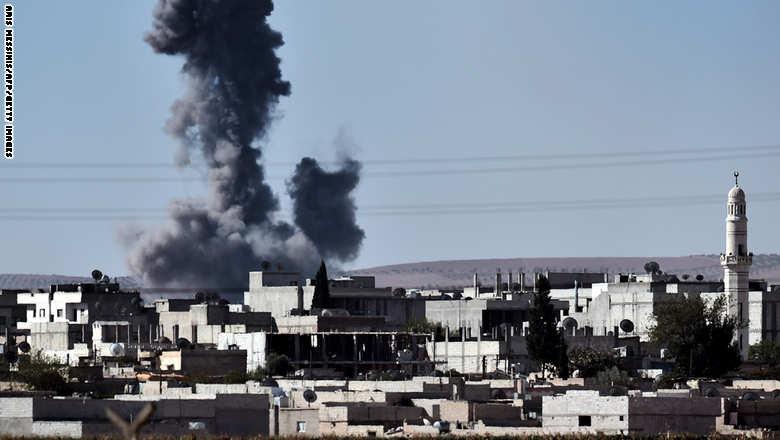 متابعة مستجدات الساحة السورية - صفحة 3 Isis-kobani
