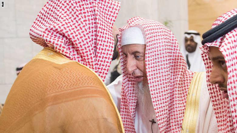 العاهل السعودي يعين محمد بن نايف وليا للعهد ومحمد بن سلمان وليا لولي العهد Saudi-mofti