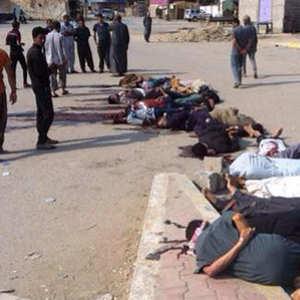 داعش يعدم 45 رجلا من قبيلة