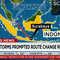 بعد فقدان الاتصال بها الأحد.. المسافرون على متن الرحلة الإندونيسية QZ8501 من 6 جنسيات