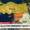 مسؤول بالبنتاغون لـCNN عشية اجتماع الناتو بطلب من تركيا: لا يوجد اتفاق لإقامة مناطق حظر للطيران فوق سوريا