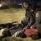 أرشيف - الشرطة الإسرائيلية تعتقل متظاهرين من البدو في بلدة الحرة بالنقب بعد مصادمات مع الشركة 30 نوفبمر/ تشرين الثاني 2013