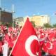 الآلاف بمسيرة دعا لها الحزب المعارض الرئيسي في تركيا دعما للديمقراطية