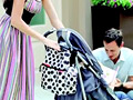 Moms go gaga for diaper bags