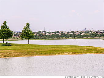 20. The Colony, TX