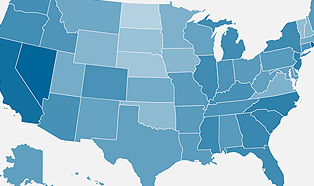 Interactive: State Unemployment Rates
