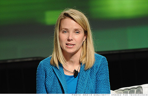 Yahoo is paying lavishly for Marissa Mayer, its fourth CEO in as many years.