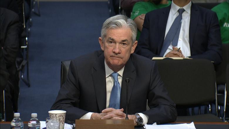 Image result for jerome powell congress