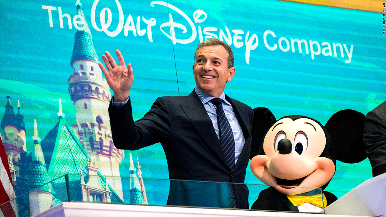 bob iger mickey mouse disney