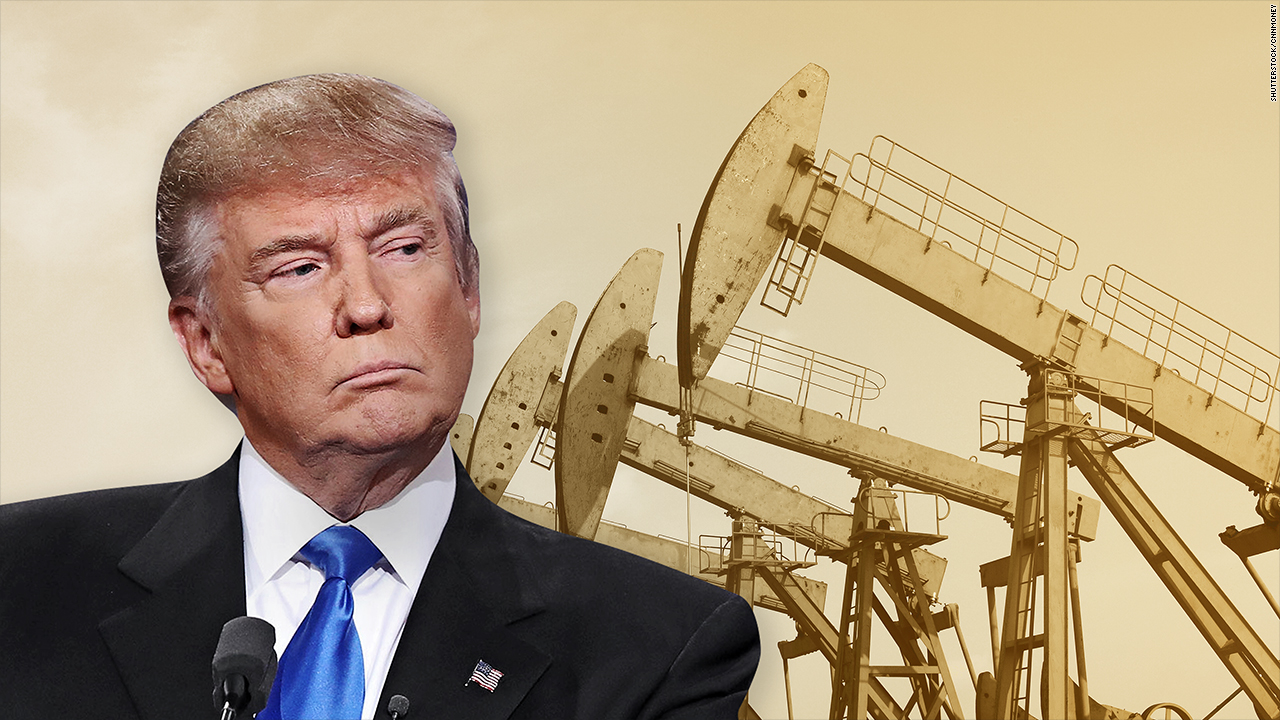 oil prices trump