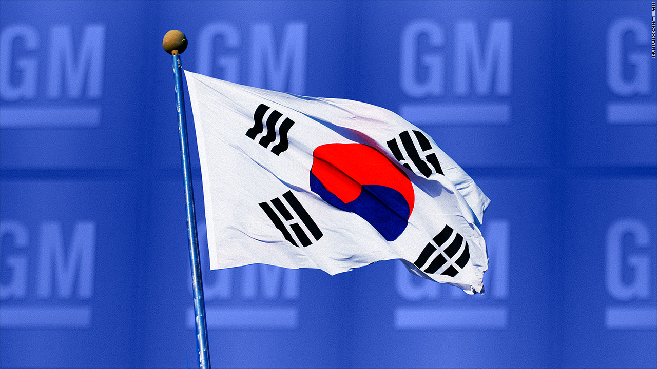 gm south korea