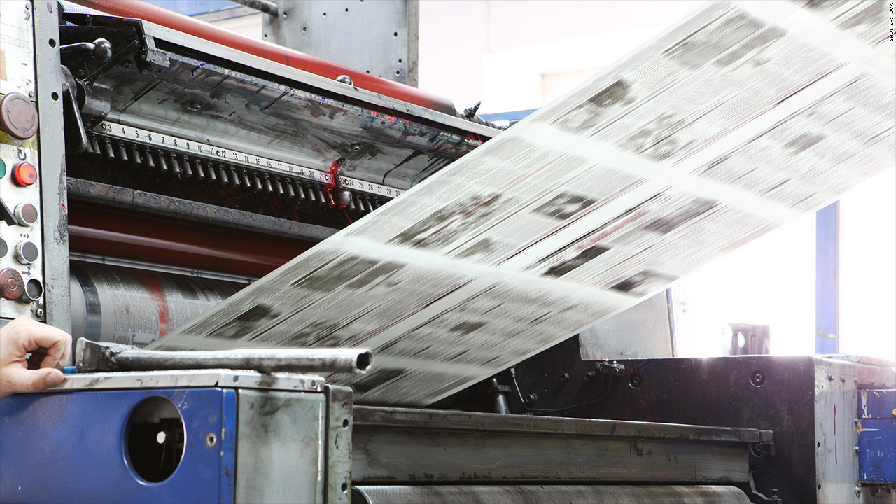 newspaper tariffs