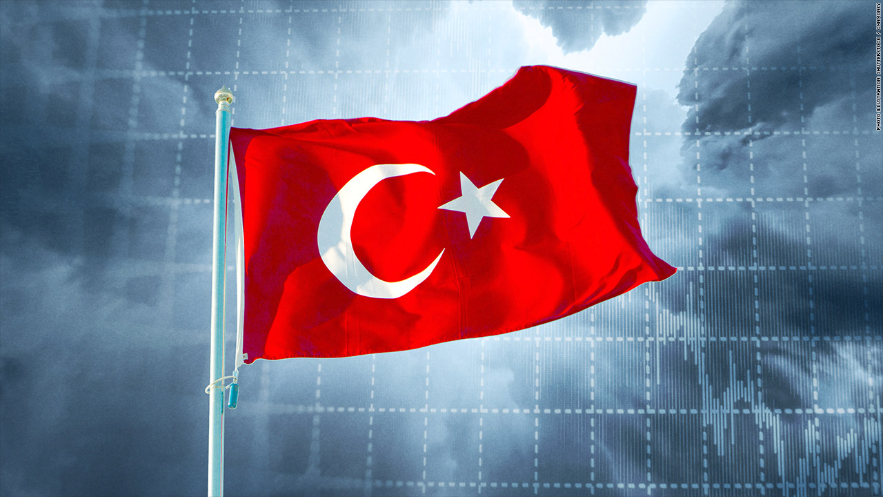 turkey flag economy