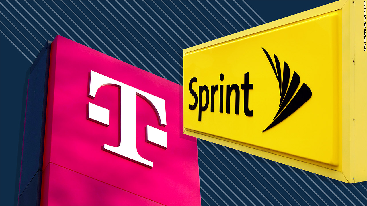 t mobile sprint merger