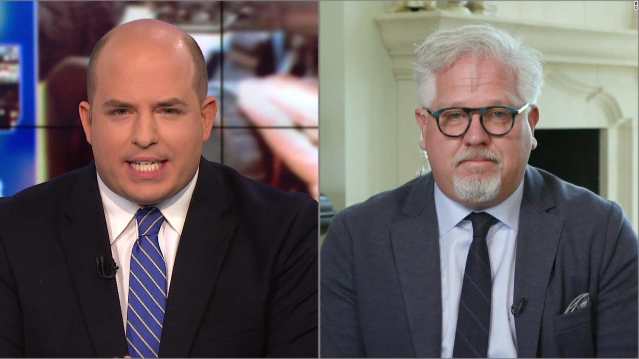 Glenn Beck Brian Stelter interview reliable