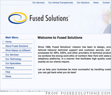Fused Solutions