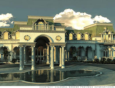 The 100 million home windermere fla 3 for Mega mansions in florida