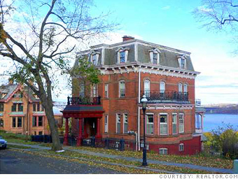 Affordable mansions for sale newburgh n y 3 cnnmoney for Nyc mansions for sale