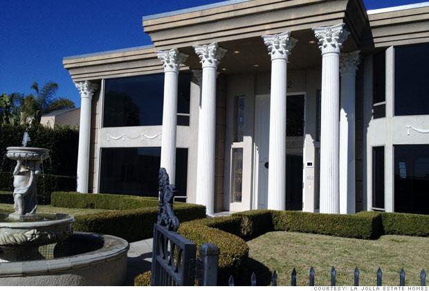 Multi million dollar foreclosures la jolla calif 5 for Million dollar homes in la