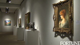 A Russian appetite for fine art