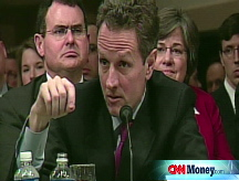 Geithner to the rescue