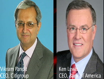 Bank CEOS head to D.C.