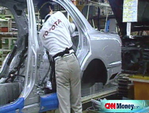 Toyota seeks government aid