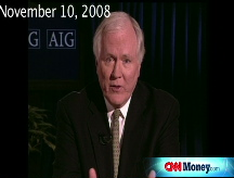 AIG's changing tune