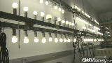 Testing fluorescent bulbs
