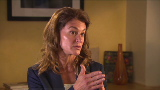 Melinda Gates: Rich should give half