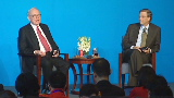 Buffett, Gates on Chinese charity