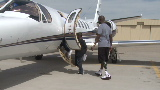 Wounded vets get free private jet rides