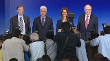 Buffett, Gates urge giving in India