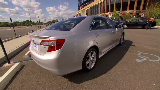 New Toyota Camry's first test drive
