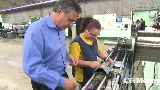Guitar string maker saves jobs