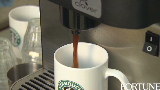 High-end Starbucks brew