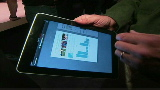 Hands on with the iPad